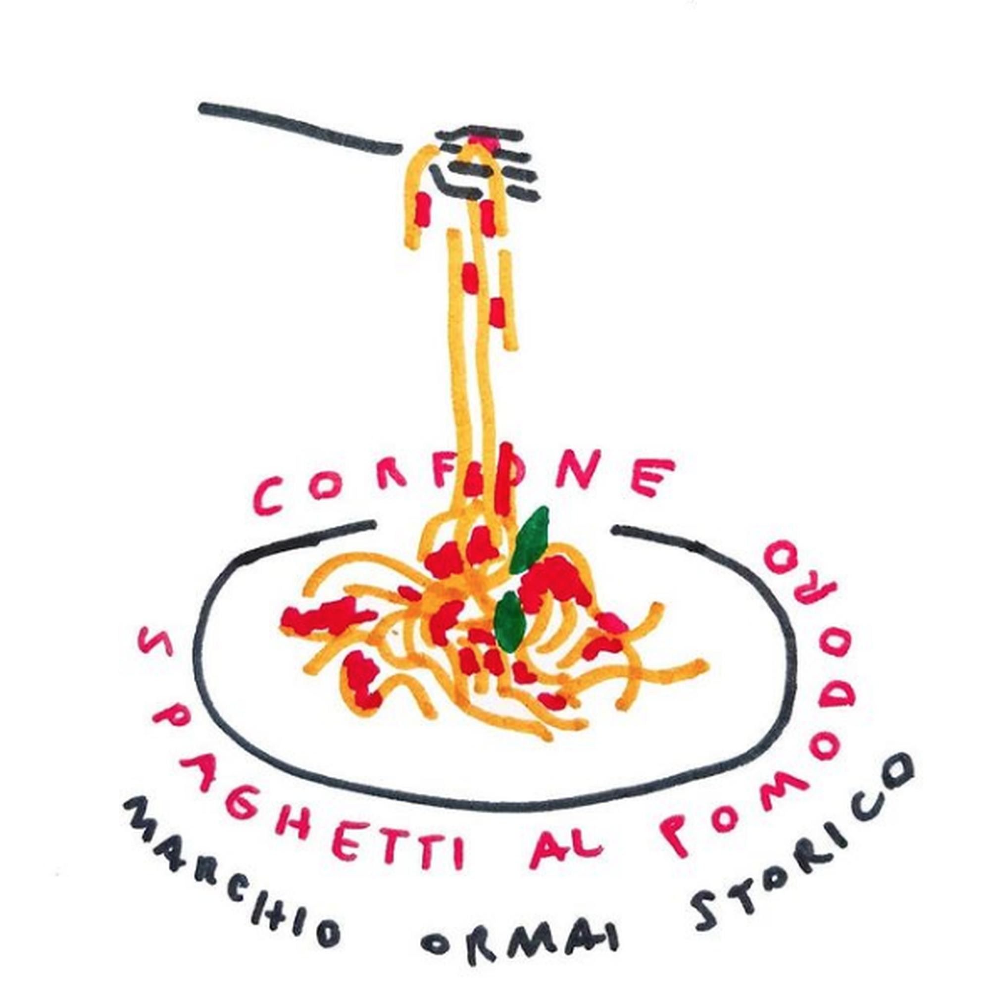Claudio Corfone, Spaghettata Simposio