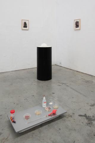Viafarini Open Studio, Giuseppe Lo Schiavo.Foto diEmanuele Sosio Galante