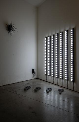 Viafarini Open Studio, Nicolò Masiero Sgrinzatto.Foto diEmanuele Sosio Galante