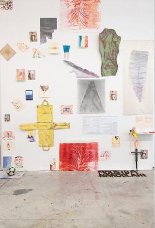 Viafarini Open Studio, Jacopo Natoli.Foto diEmanuele Sosio Galante