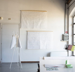 Viafarini Open Studio, Gaia Coals. Foto diFlavio Moriniello