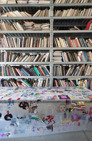 Viafarini Open Studio, Jacopo Natoli. Foto diFlavio Moriniello