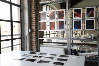 Viafarini Open Studio, Francesco Stelitano. Foto diFlavio Moriniello