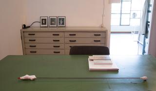 Viafarini Open Studio, Julia Krahn. Foto diFlavio Moriniello