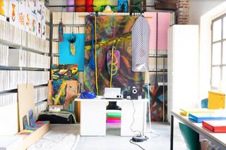 Viafarini Open Studio, SergioLeitao