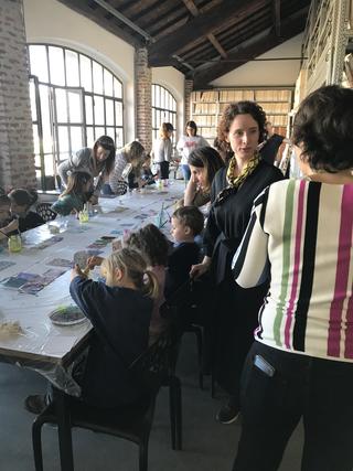 Coworking Lotto 15, Sofia Pozzato Gruppo TRA all'Archivio