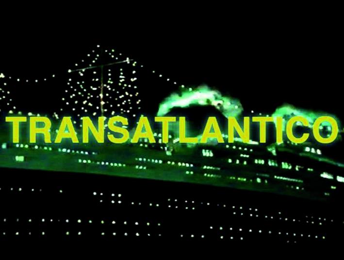 Transatlantico, Transatlantico, immagine chiave