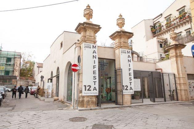 Studio Visit Italia per Manifesta12 Palermo