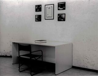 Topi d'Archivio, Veduta dell'allestimento