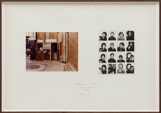Franco Vaccari, Fuori Schema, 1966 - 2001 film, videoinstallazioni, esposizioni in tempo reale, web, Franco Vaccari, Photomatic d'Italia, Roma 1973
