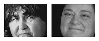 Vito Acconci. Arte, architettura e design verso lo spazio pubblico - Un confronto con la situazione della Public Art in Italia nel lavoro di 60 artisti italiani. Conferenza di Vito Acconci 14 aprile, SALVATORE FALCI, SILENT COMMUNICATION , KELLERBERRIN, PERTH, AUSTRALIA, 1998.  Nel 1998 con i finanziamenti del governo locale ho vissuto per tre mesi in Australia, a Kellerberrin, al confine con la riserva indigena tra la città di Perth e le grandi fattorie, in un territorio abitato dal 30% di aborigeni e dal 70% di anglosassoni. Il Governo finanzia progetti che contribuiscono, anche attraverso l'arte, all'integrazione sociale. Dopo le prime azioni di relazione (soprattutto con gli aborigeni è stato difficile, ed ho dovuto aspettare che subentrasse un'amicizia e disponibilità reciproca) ho realizzato Silent Communication . Una volta diventato separatamente amico degli uni e degli altri, li ho fatti sedere in un set video, allestito nei loro ambienti quotidiani, a guardarsi negli occhi in silenzio per due minuti. Oggi David e Margareth sono amici, non solo loro e non solo questo.
