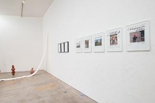 Viafarini Open Studio, Exhibition view