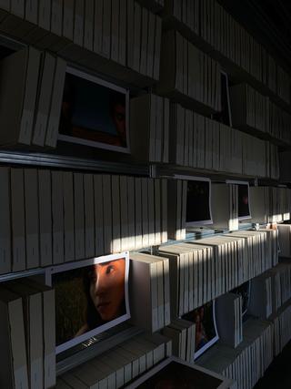 Viafarini Open Studio, Federica Belli, veduta dell'installazione Courtesy: Federica Belli