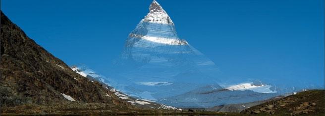 Nico Angiuli, Adieu - Erasing the Alps