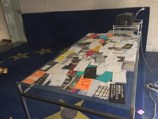 La storia dell'Archivio - 1, Il nuovo ufficio.