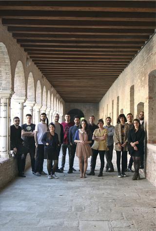 Another Second Skin - Walking with Art Prize 2014, Artisti alla Fondazione Bevilacqua La Masa