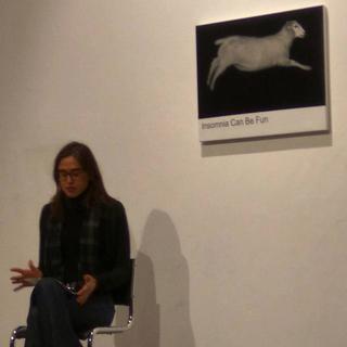 Painters Club - short artist talks about painting, Debora Hirsch