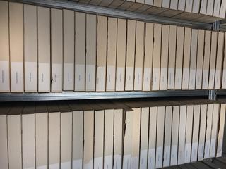 La storia dell'Archivio - 1, L'archivio.