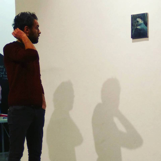 Painters Club - short artist talks about painting, Luca De Angelis