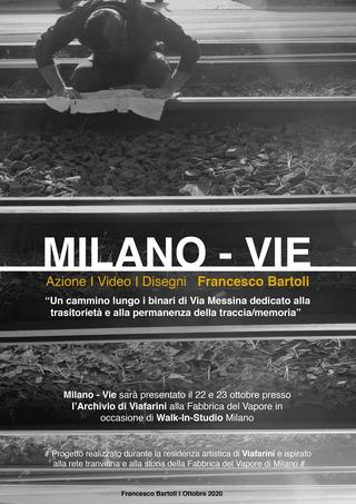 Viafarini Open Studio, Francesco Bartoli