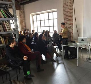 The Artist as Researcher, Marzia Migliora