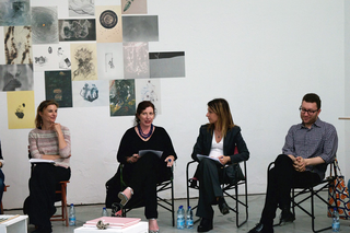 Contemporary Drawings, in-conversation event