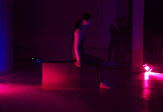 ArTransit | Performance Labour 1, Quynh Dong The summer is still green, what are you looking for?, 2014 Foto di Sylvia Morin