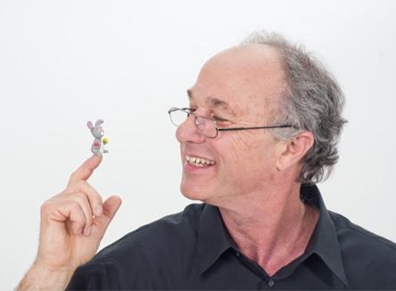 Incontro con Rony Oren, tecniche di animazione in stop-motion