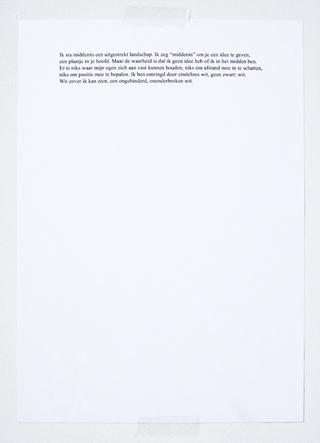 Memories and Encounters. Sharon Houkema, Igor Muroni, Joanne Robertson, Untitled, 2010.