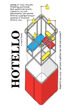 Progetto di Hotello