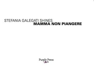Il catalogo, edito da Purple Press