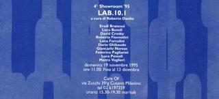 Invito LAB.10.1, a cura di Roberto Daolio