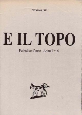 Il periodico E il topo, edito da Armando della Vittoria & Co. (Gabriele Di Matteo), Gattosilvestro, VedovaMAZZEI, 18 giugno 1992