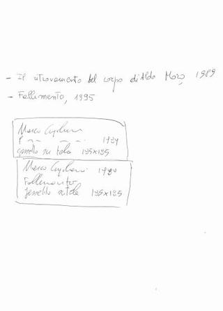 Il ritrovamento del corpo di Aldo Moro, Marco Cingolani