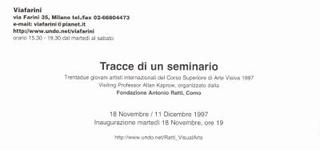 L'invito (1997)