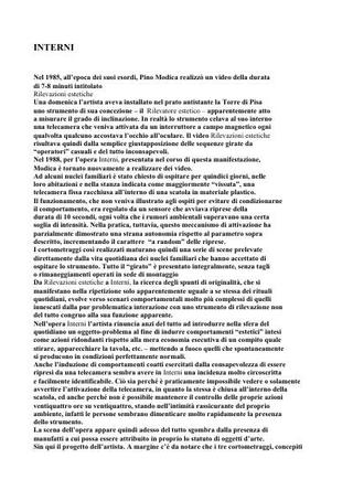 Il testo di Domenico Nardone