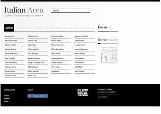 Riprogettazione - homepage