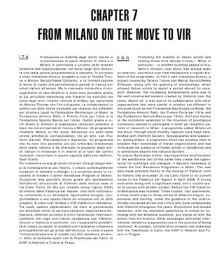 From Milano on the move to VIR