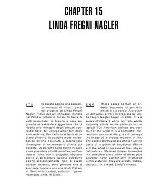 Portraits by Linda Fregni Nagler