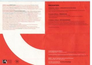 Presentazione del progetto ExtraDOCVA al Museo MAXXI di Roma, 2010