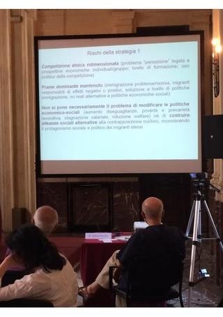 """Palazzo Marino: convegno """"Lavoro per i migranti, lavoro per tutti"""", 27 maggio 2017"""