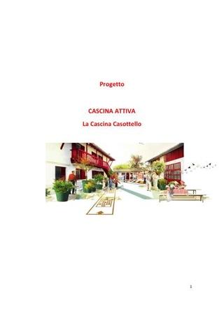 """Ultima versione progetto """"Cascina Attiva"""""""