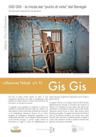Gis Gis - la moda dal punto di vista del Senegal