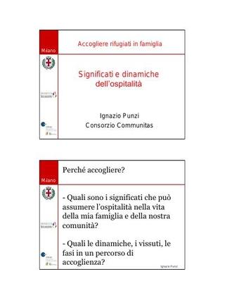 Slides di Ignazio Punzi.