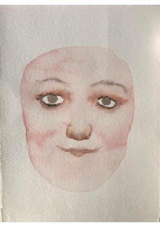Acquarello su cartoncino, cm.15 x 20