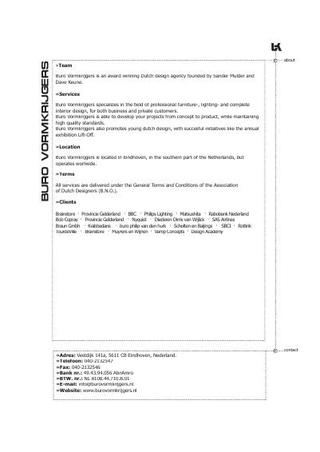 CV Buro Vormkrijgers