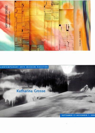 Katharina Grosse, progetti precedenti.