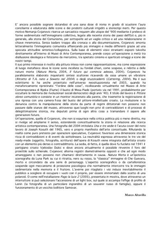 Testo di Marco Altavilla su Nemanja Cvijanovic.