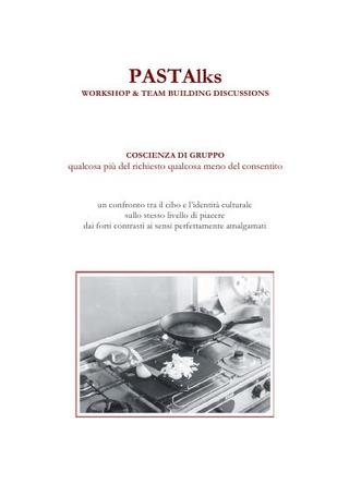 Daniele Pario Perra, PASTAlks, Workshop & Team Building Discussions