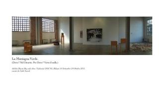 Documentazione della mostra